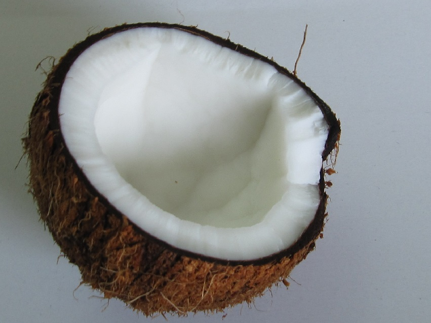 Coconut (halved)